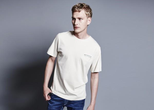 Herren T-shirt LEO MIRALE