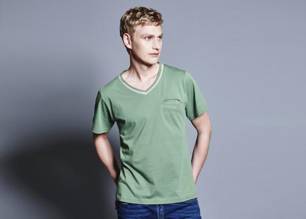 Herren T-shirt HIRSCHBAD